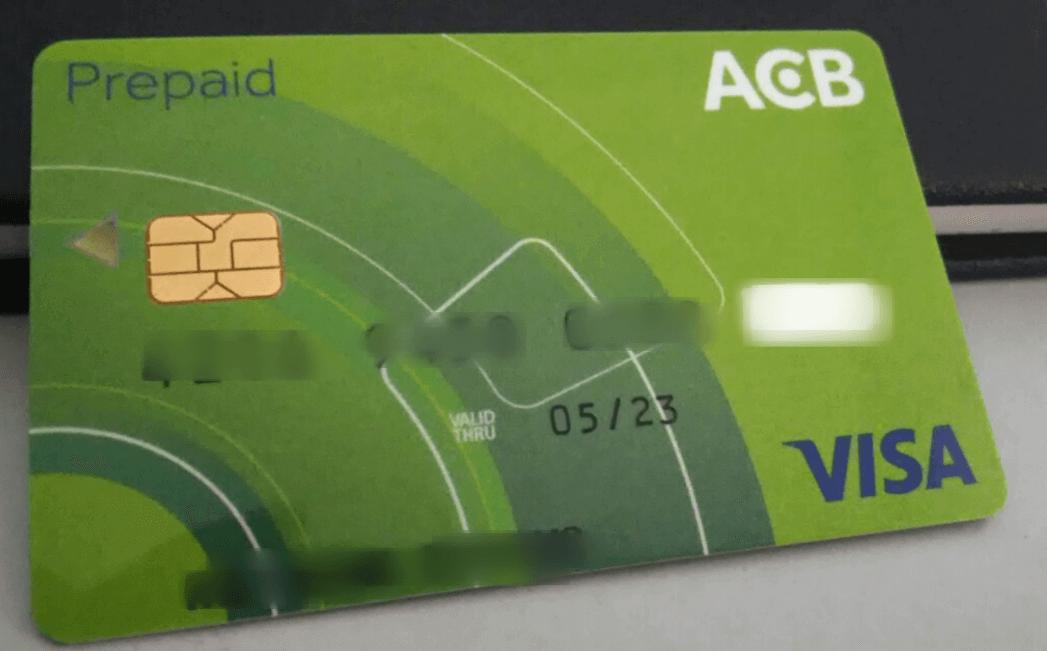 Thẻ Visa Prepaid và thẻ Mastercard Prepaid